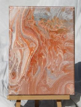 HI Art Medium - Cosmic Flow
