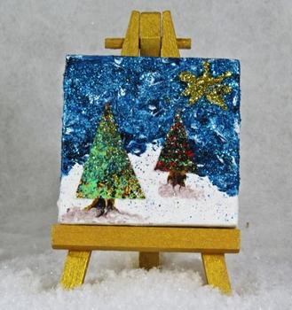Schitterend Winter Wonderland