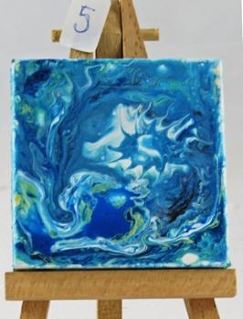 HI Art Mini - Explosive Blue