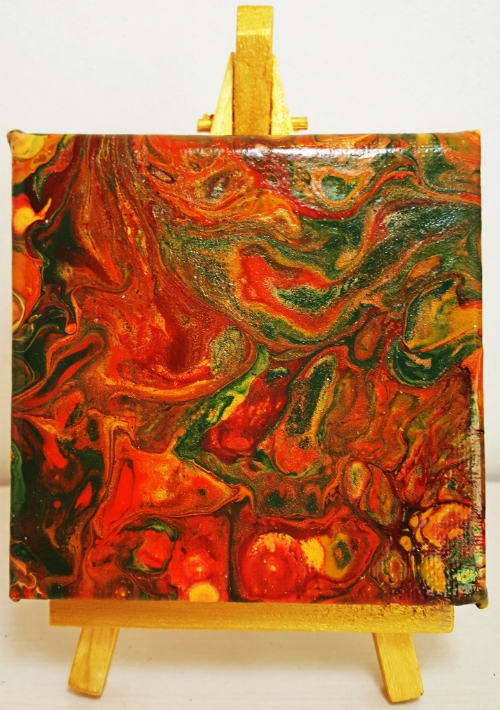 HI Art Mini - Sparkling Warming Autumn