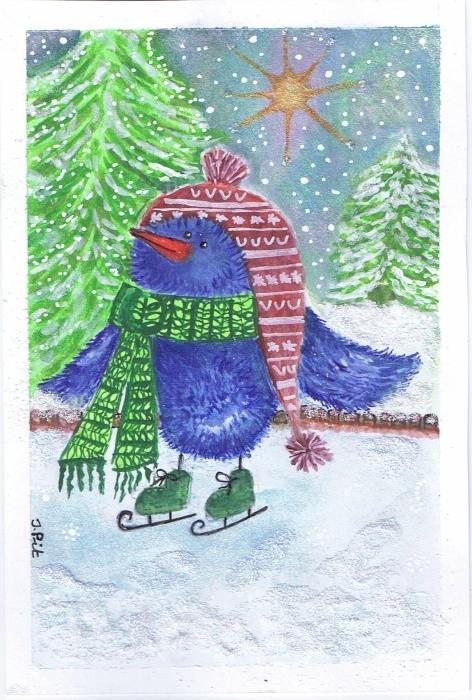 Snow Birdie