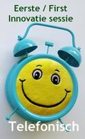 Eerste / First Innovatie sessie Telefonisch/Skype