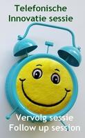 Vervolg Innovatie sessie Telefonisch/Skype
