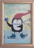 Pinguin Full of joy
