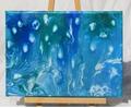 HI Art Medium - Ocean Blue