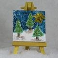 HI Art WWL - Shining Trees